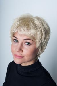 Купить Белый парик в интернет-магазине