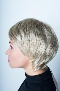 Короткий парик блондинка T.M.S. New Vision