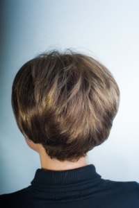 Объемный короткий парик T.M.S. New Vision