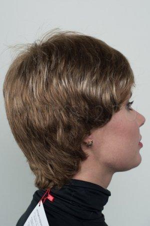Парик из искусственных волос, короткий, прямой T.M.S. New Vision