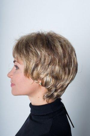 Недорогой парик прямой волос T.M.S. New Vision