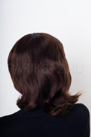 Парик средней длины, натуральный Elegant Hair Collection