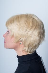 Короткий натуральный парик Elegant Hair Collection