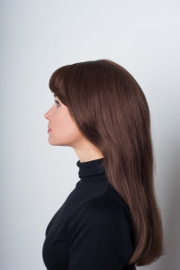 Длинный натуральный парик Elegant Hair Collection