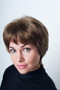 Красивый парик из искусственных волос  GM-711-2