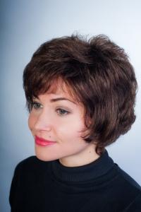 Натуральный парик Кудри T.M.S. New Vision